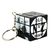 Rubik Cube Keyrings