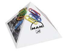 Paperclip Pyramids