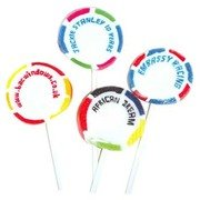 Rock Sweet Lollipops