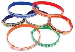 Plastic Wrist Bands