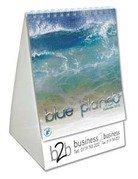 The Blue Planet Mini Desk Calendar