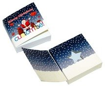 Chocolate Christmas Cards