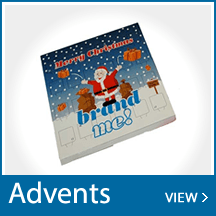 Personalised Advent Calendars