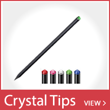 Branded Crystal Tipped Prencils