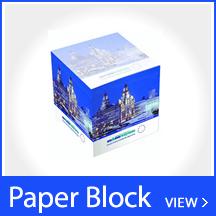 Branded Paper Blocks