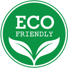 eco-friendly badge