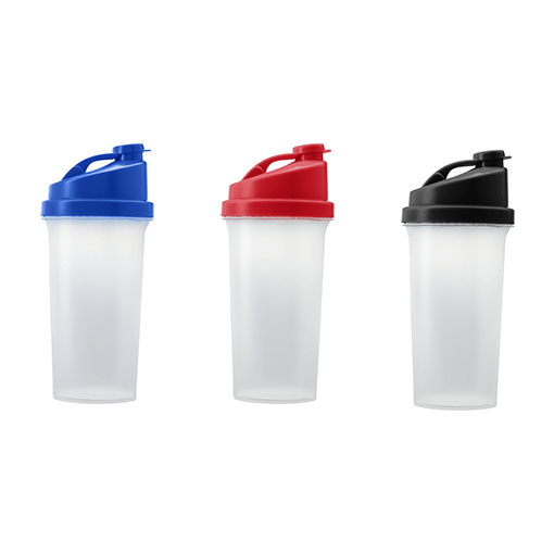 Klear Protein Shaker: 700ml Protein Shakers Branded By Redbows