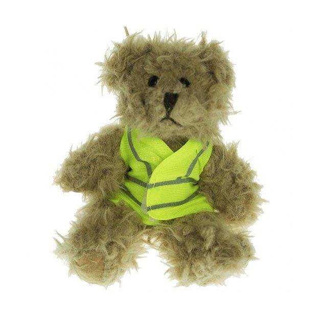 Windsor Hi Vis Vest Bears Branded By Redbows