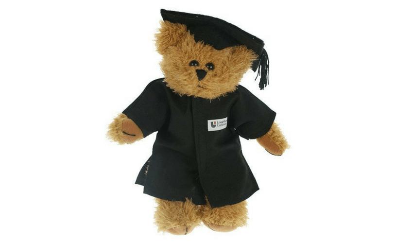 Sparkie 20cm Graduation Bears