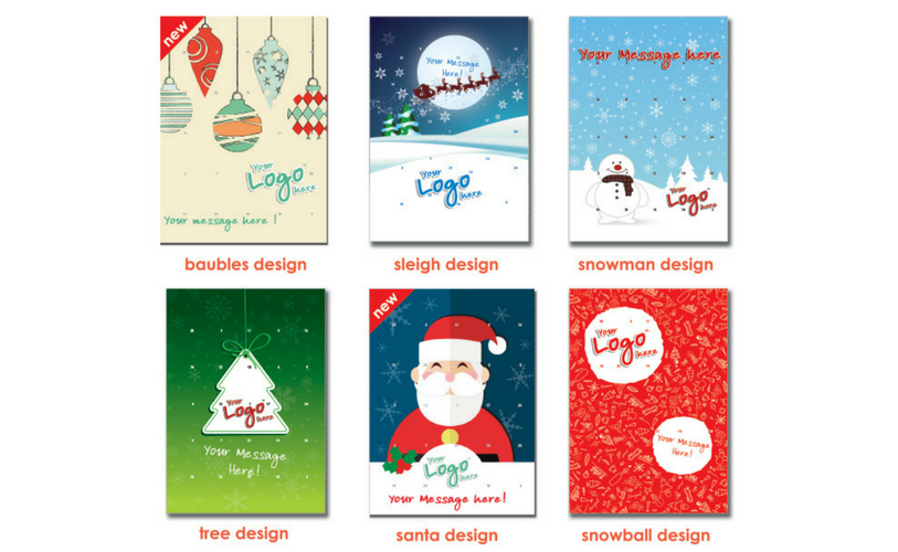 Advent Calendar Stock Designs