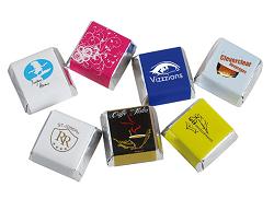 Promotional Neopolitan Chocolates