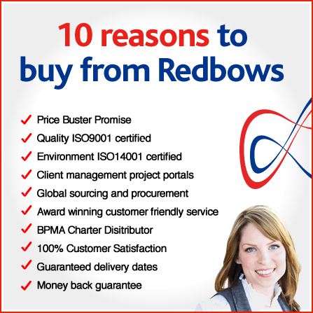 Reasons to buy from Redbows Ltd