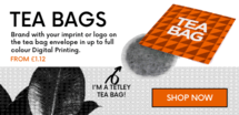 Printed Tea Bags