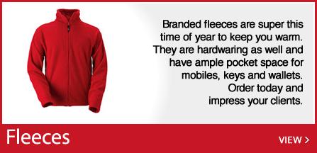 Branded Fleeces