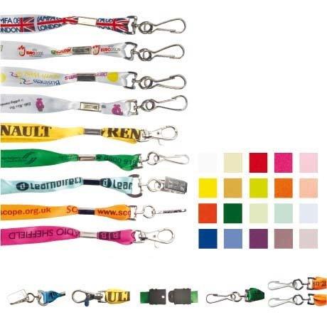 Lanyard Ribbons