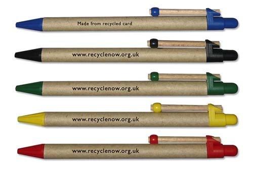 Storia Round Clip Pens