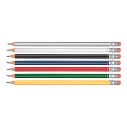 Recycled Plastic Pencils