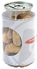 Promo Roller Peanut Cans