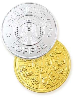 Chocolate Coins 75Dmm