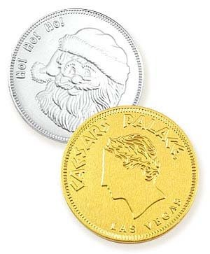 Chocolate Coins 55Dmm
