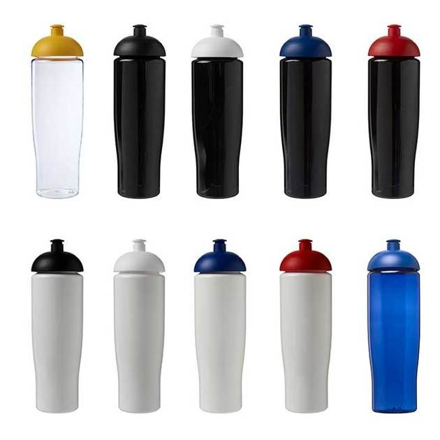 H2O Tempo 700ml Dome Lid Sport Bottles
