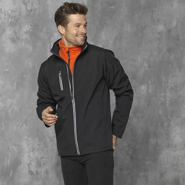 Orion Men's Softshell Jackets