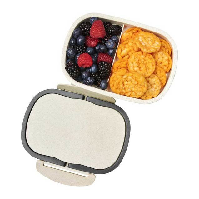 Crave Wheat Straw Lunch Boxes