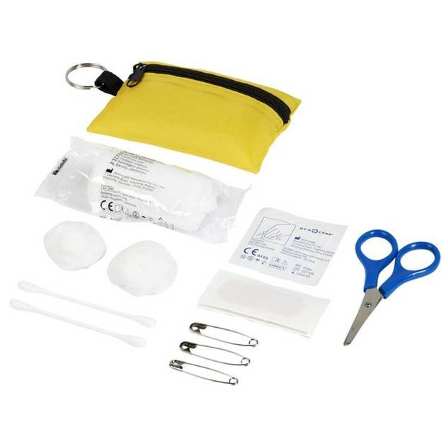 Valdemar 16-Piece First Aid Keyring Pouches
