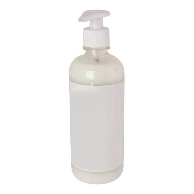 Pump Bottles With 500ml Triclosan Hand Soap