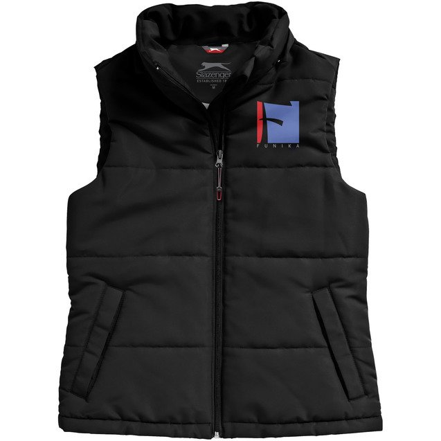 Gravel ladies bodywarmer