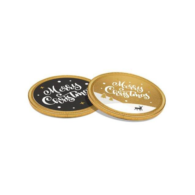 55 mm Chocolate Medallions