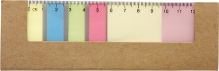 Card Cover With A 12cm Ruler