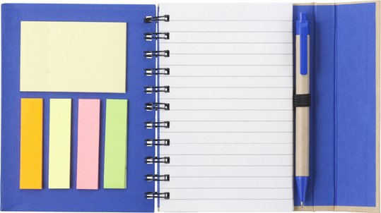Wire Bound Notebooks With a Ballpen