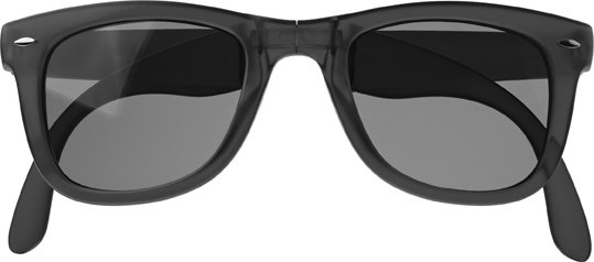 Foldable Plastic Sunglasses