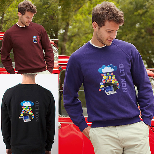 Fruit of the Loom Lightweight Sweatshirts