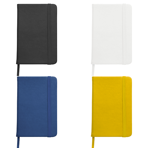 Soft PU Cover Notebooks
