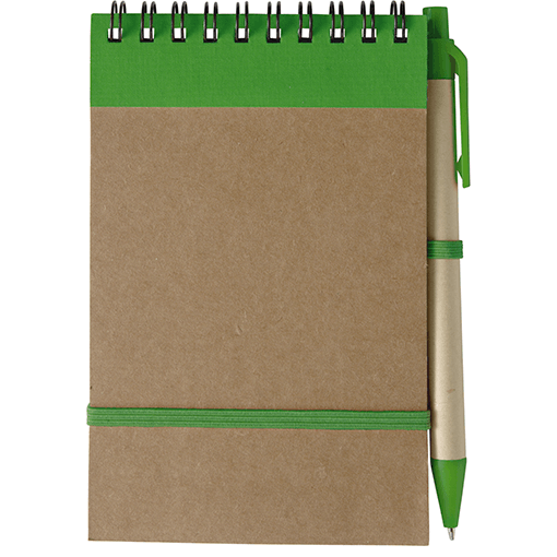 Wire Bound Notebooks With Sticky Notes Pads