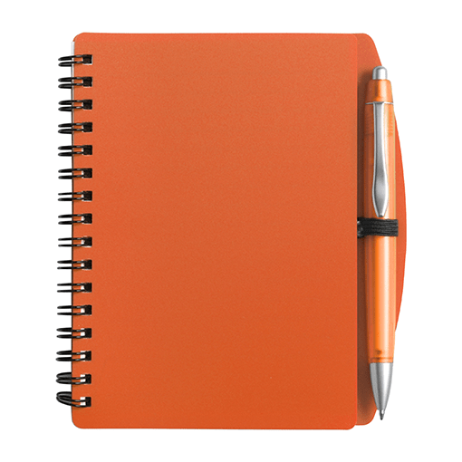 A6 Spiral Notebooks