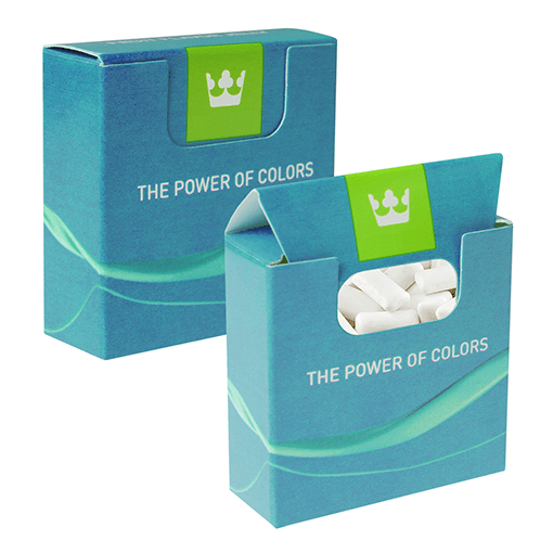Sweet boxes with Sugar Free Chewing Gum