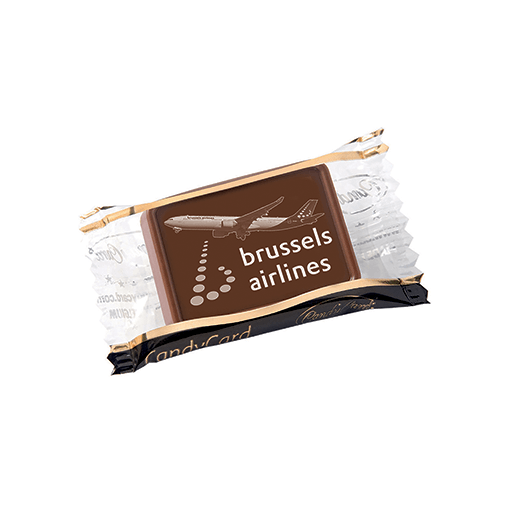 Exclusive Belgian Chocolate Single Clear packs (5g)