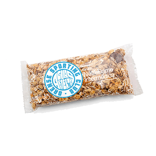 Muesli in Flow Packs