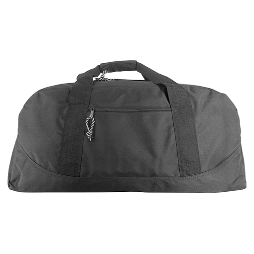 Sports and Travel Bags With A Zipped Front Pocket