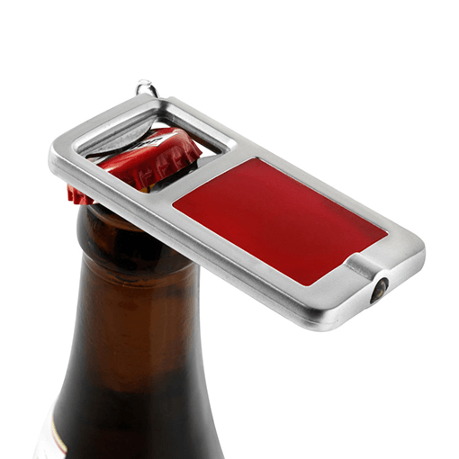 Plastic Bottle Openers With An LED Light