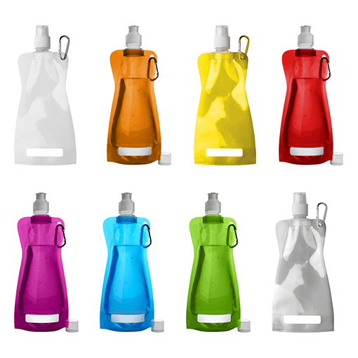 Foldable Plastic Water Bottles