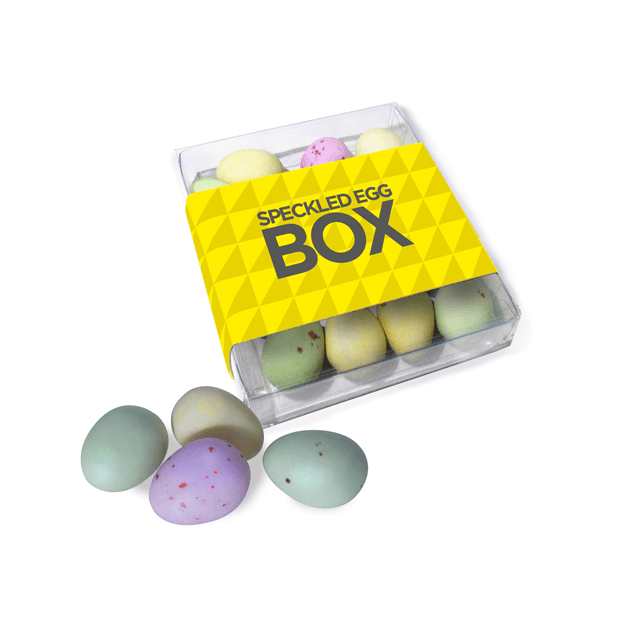 Speckled Egg Boxes