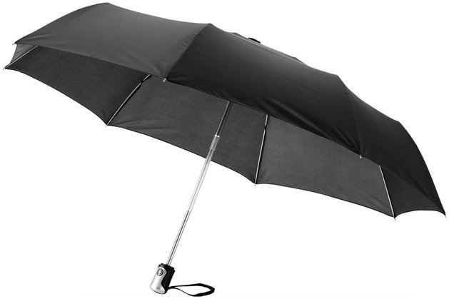 Auto Open and Close Umbrellas with 3-Sections 21.5inch