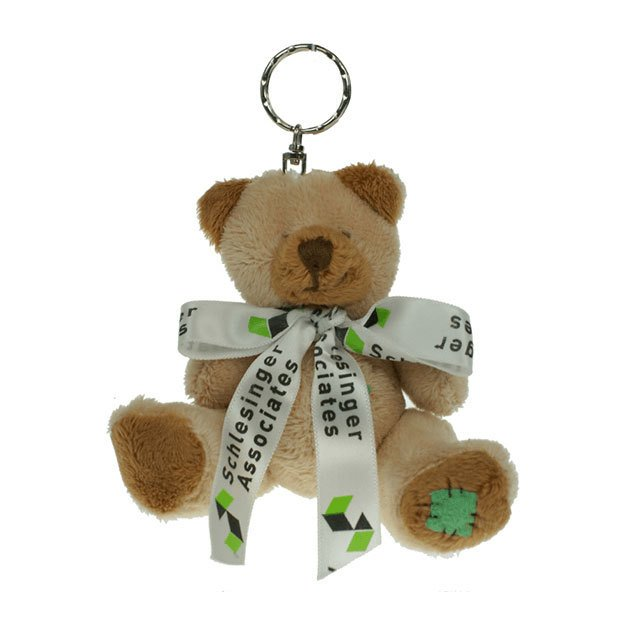 Keychain Gang Bow Bears