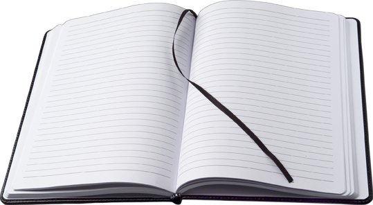 A5 Notebook In A PU Case With 100 Pages