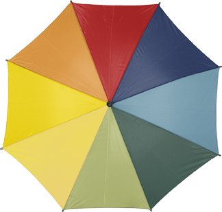 Classic Umbrellas With A Wooden Shaft and Handle