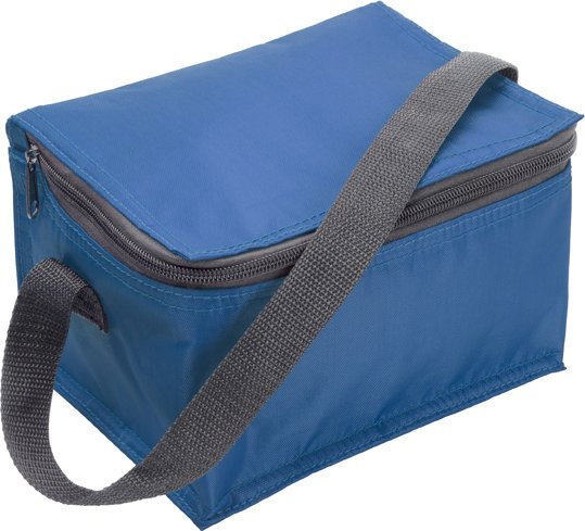 6 Can Polyester Cooler Bags